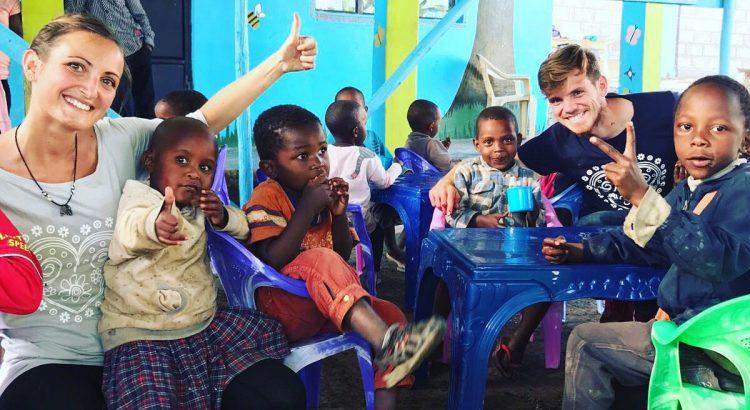 Cuori in Tanzania