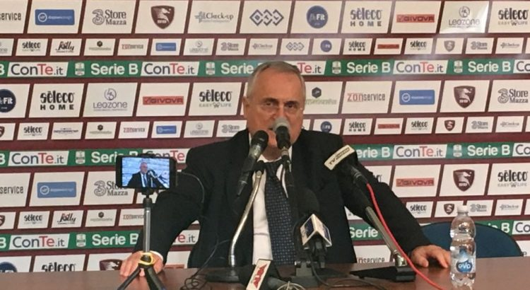 lotito salernitana