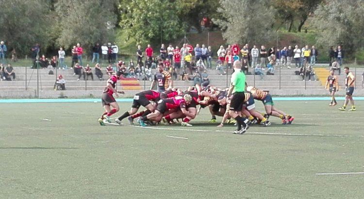 arechi rugby esordio in b