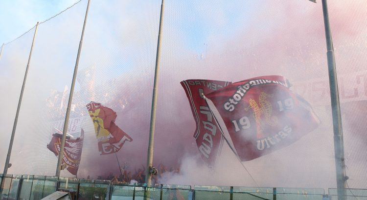 tifosi salernitana frosinone