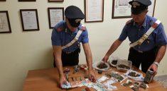 roccapiemonte droga arresti