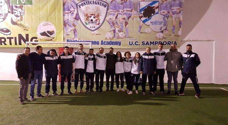 pontecagnano academy