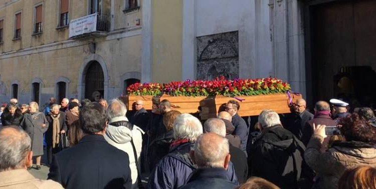 mercato san severino funerale