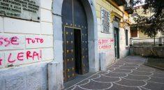 raid vandalico scafati