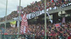 Salernitana-Avellino Curva Sud