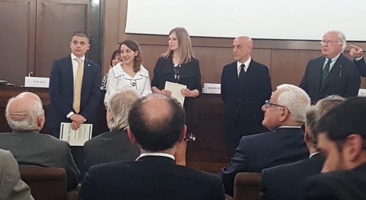 D'Ascoli premio rassegna economica