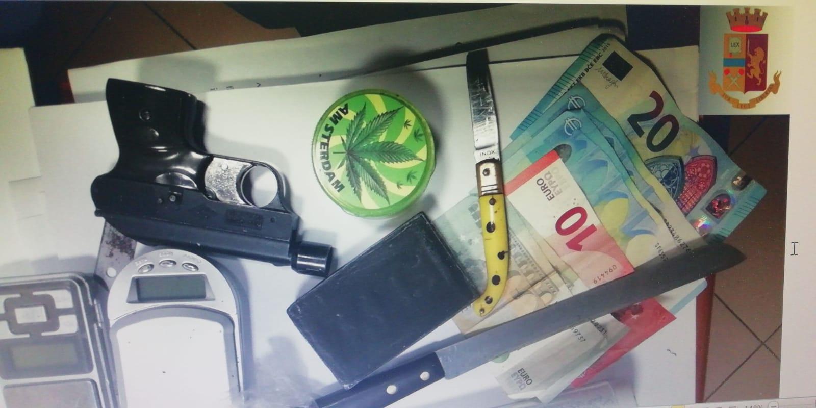 Risultati immagini per Nocera Superiore + arresto per droga + forza nuova