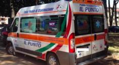 ambulanza punto
