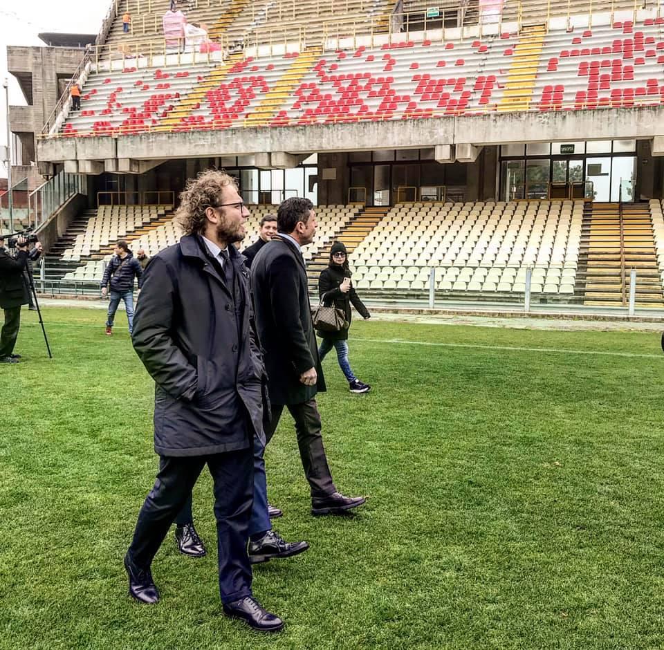 Salerno Letteratura: Universiadi 2019, L'ex Ministro Dello Sport Lotti In